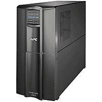 Источник бесперебойного питания APC Smart-UPS 3000 SMT3000I (Линейно-интерактивные, Напольный, 3000 ВА, 2700 Вт)