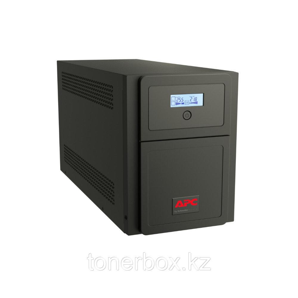 Источник бесперебойного питания APC Easy UPS SMV 3000VA 230V SMV3000CAI (Линейно-интерактивные, Напольный,