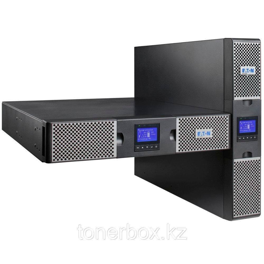 Источник бесперебойного питания Eaton 9PX 2200i RT2U 9PX2200IRT2U (Двойное преобразование (On-Line), C возможностью установки в стойку, 2200 ВА, 2200