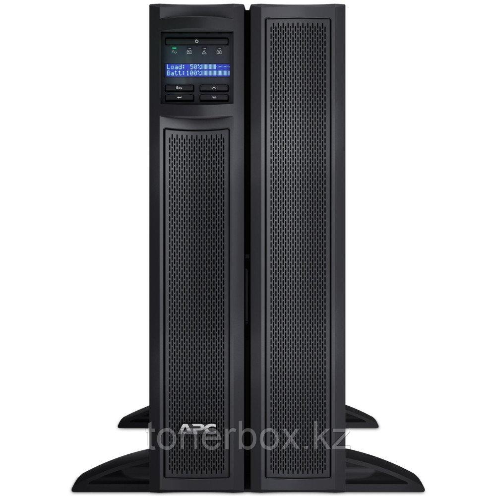Источник бесперебойного питания APC ИБП Smart-UPS X SMX2200HV (Линейно-интерактивные, C возможностью установки в стойку, 2200 ВА, 1980 Вт)