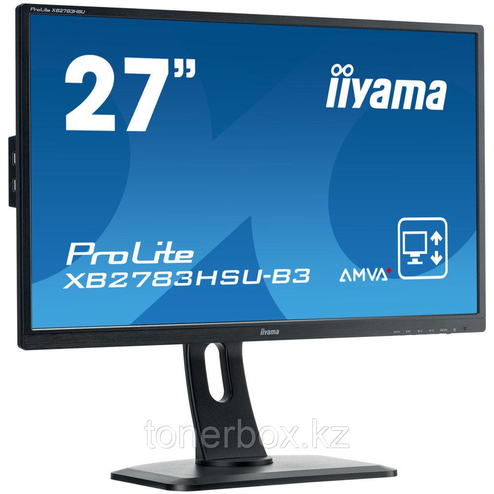 "Монитор IIYAMA XB2783HSU-B3 (27 "", 1920x1080, MVA)"
