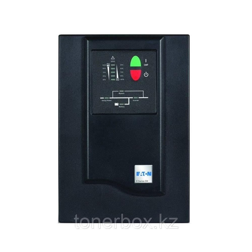 Источник бесперебойного питания Eaton E Series DX 1000H EDX1000H (Двойное преобразование (On-Line), Напольный,