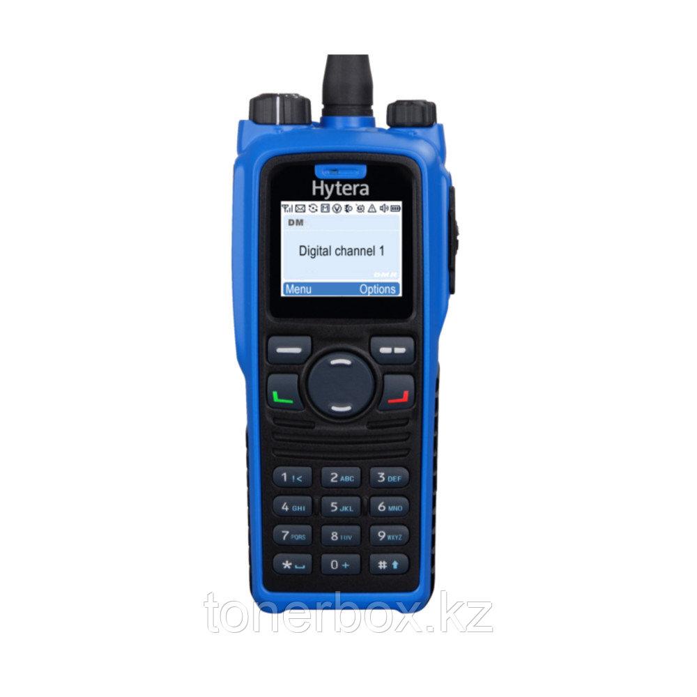 Носимая рация HYT (Hytera) PD-795EX ATEX 400-470МГц 1Вт PD-795EX ATEX (400-470МГц)