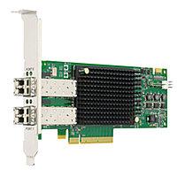 Сетевая карта Dell LPe31002-M6-D, Dual Port 16GB Fibre Channel HBA 403-BBLR (SFP+)