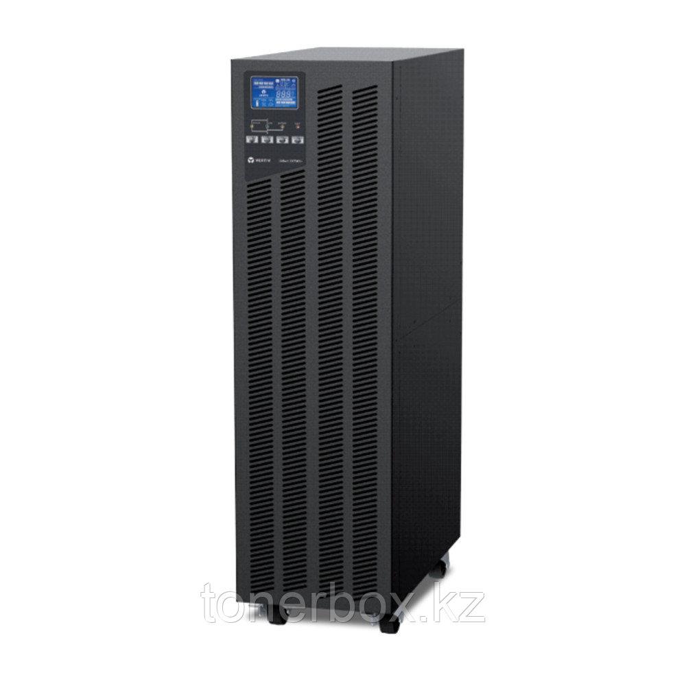 Источник бесперебойного питания Vertiv GXT-MT+ 10kVA G2 LI34151CT32 (Двойное преобразование (On-Line), Напольный, 10000 ВА, 8000 Вт)