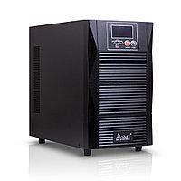Источник бесперебойного питания SVC PTX-3KL-LCD (Двойное преобразование (On-Line), Напольный, 3000 ВА, 2700 Вт)