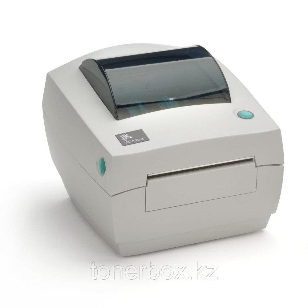 Принтер этикеток Zebra GC420d GC420-200520-000