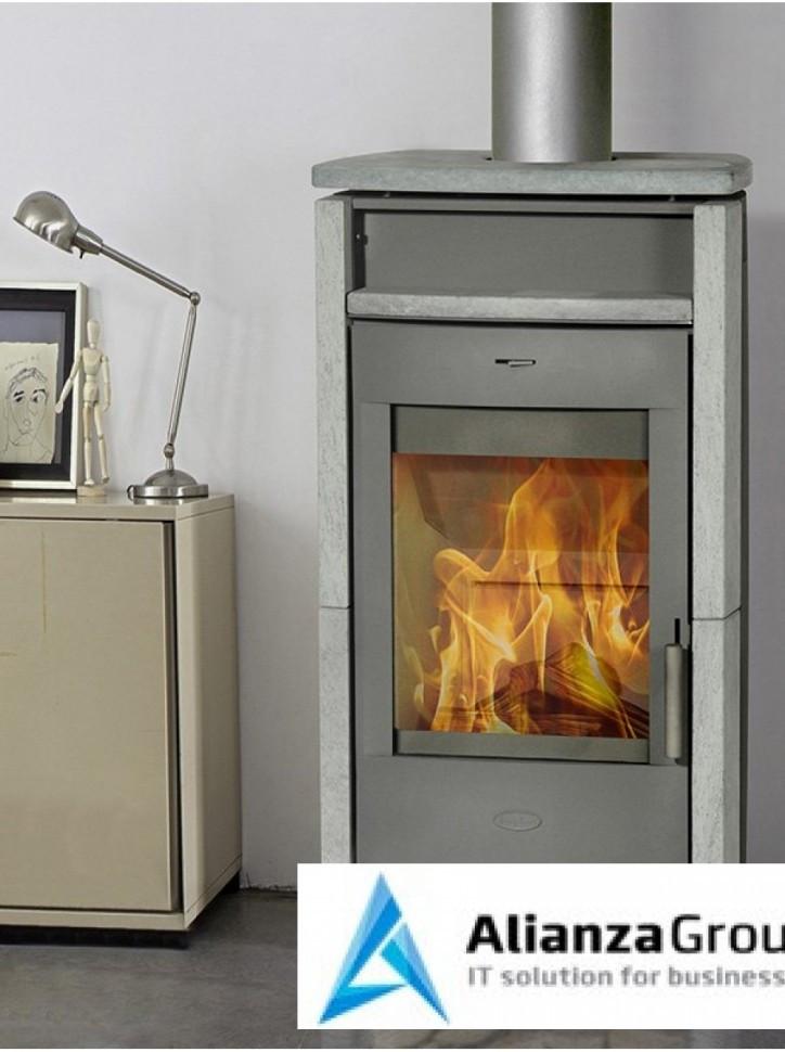 Печь-камин Fireplace Paris Sp
