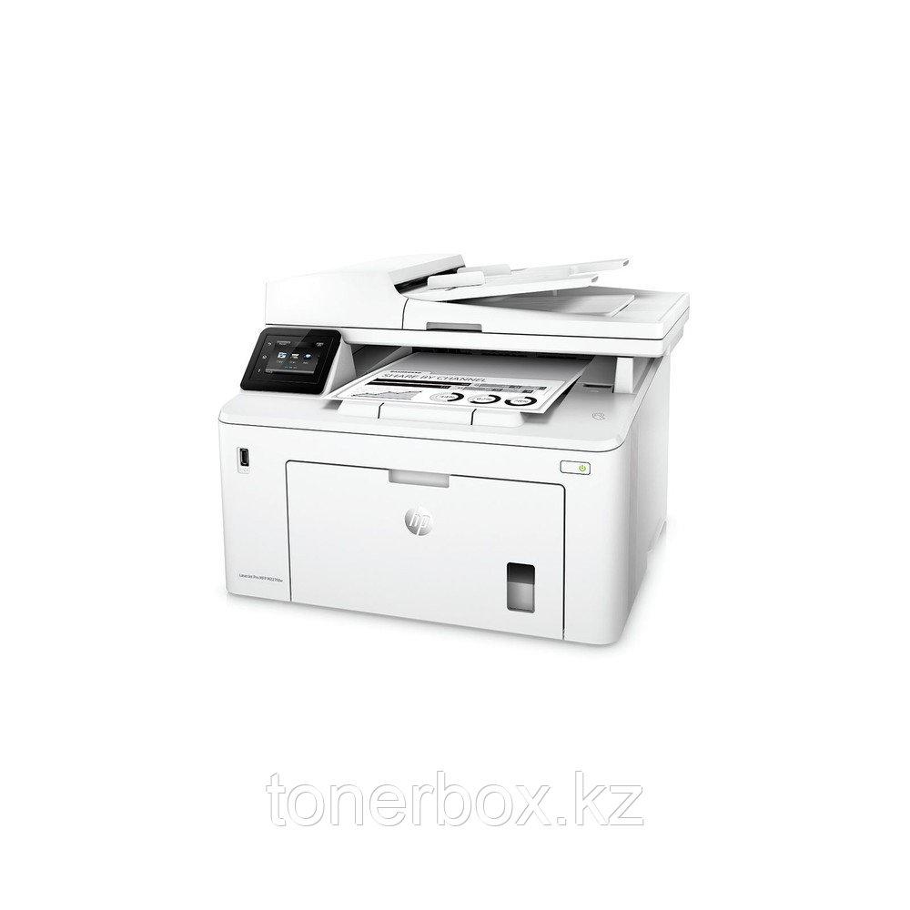 МФУ HP LaserJet Pro MFP M227fdw G3Q75A (А4, Лазерный, Монохромный (Ч/Б))