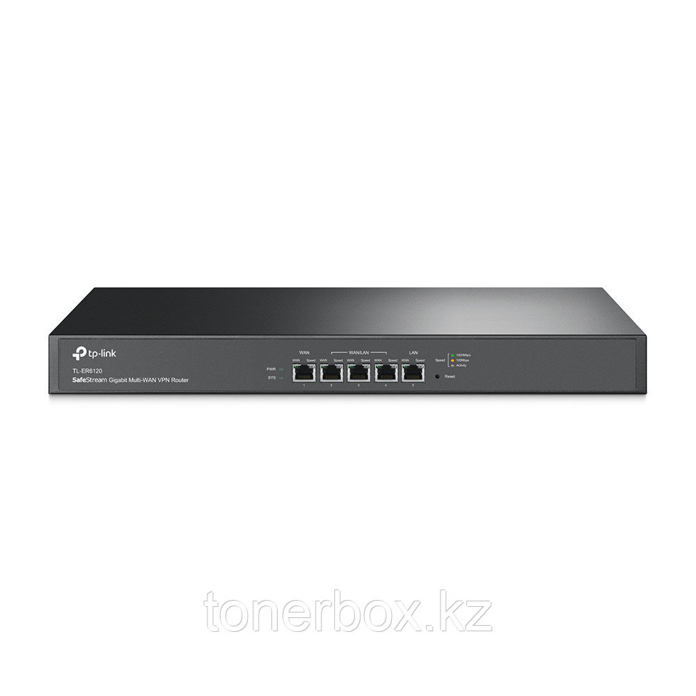 Маршрутизатор TP-Link SafeStream TL-ER6120 (10/100/1000 Base-TX (1000 мбит/с))