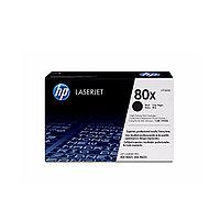 Лазерный картридж HP 80X увеличенной емкости, Черный CF280X