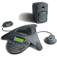 Аудиоконференция Polycom SoundStation VTX 1000 analog (с сабвуфером и микрофонами) 2200-07142-122