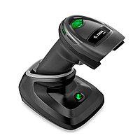 Сканер штрихкода Zebra DS2278-SR BLACK DS2278-SR7U2100PRW (USB, Черный, С подставкой, Ручной беспроводной, 2D)