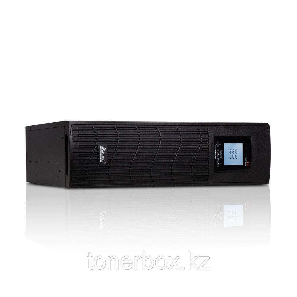 Источник бесперебойного питания SVC RTU-2KL-LCD (Линейно-интерактивные, C возможностью установки в стойку,