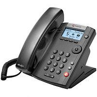 IP Телефон Polycom VVX 201 2200-40450-025