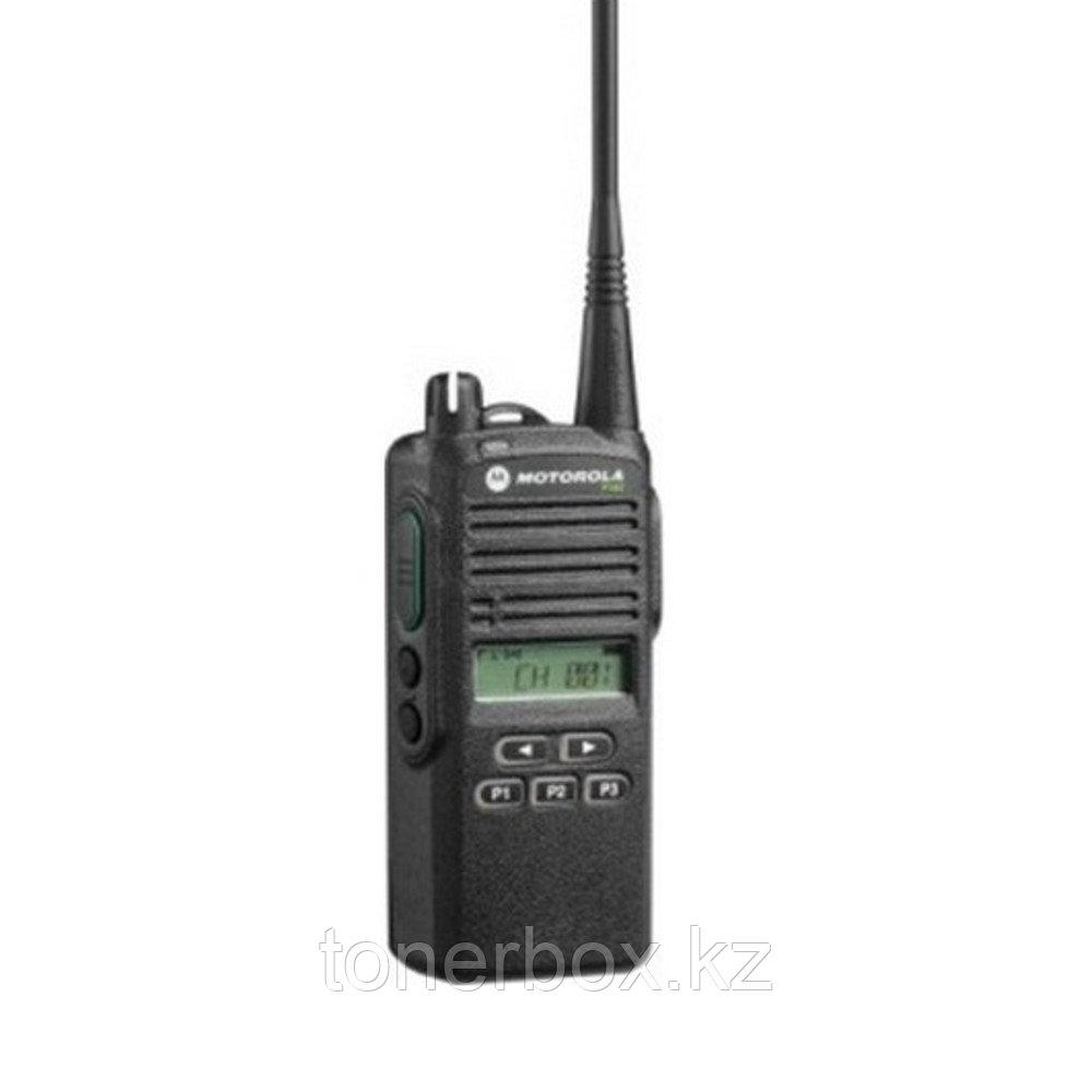 Носимая рация Motorola P160 435-480МГц
