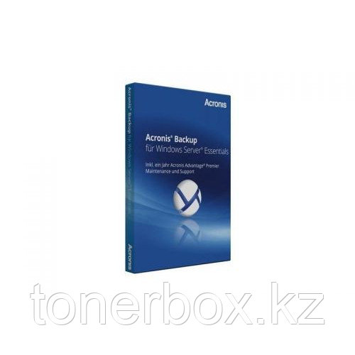 Софт Acronis Backup for Windows Server Essentials (v11.5) – Competitive Upgrade incl. AAP ESD 1 Range
