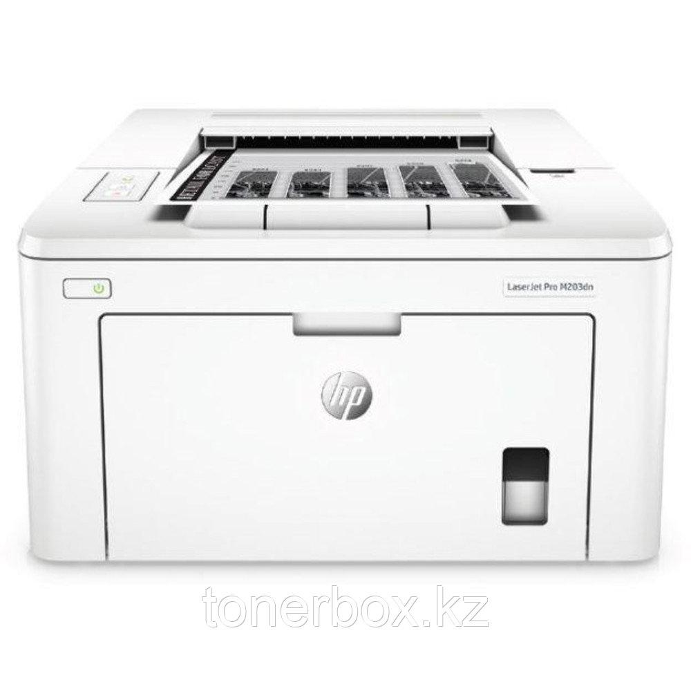 Принтер HP LaserJet Pro M203dw G3Q47A (А4, Лазерный, Монохромный (Ч/Б))