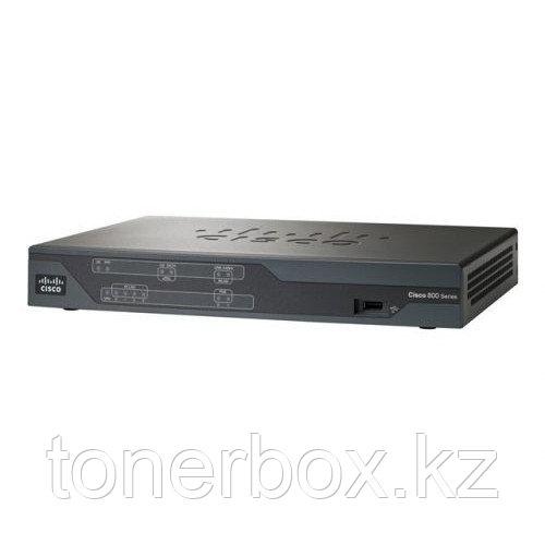 Маршрутизатор Cisco 880 Series C881-K9 (10/100 Base-TX (100 мбит/с))