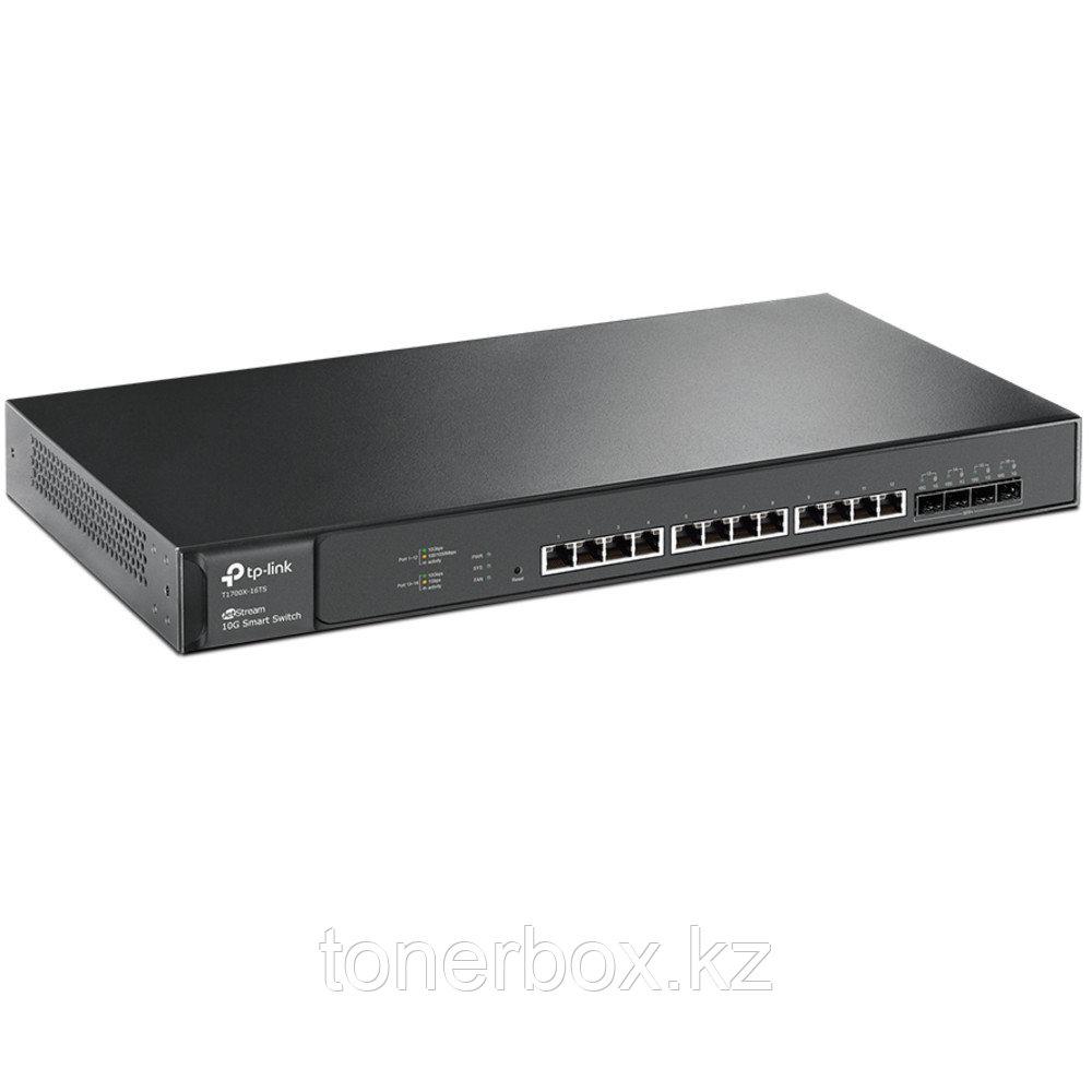 Коммутатор TP-Link T1700X-16TS (10 GBase-T (10000 мбит/с), 4 SFP порта)