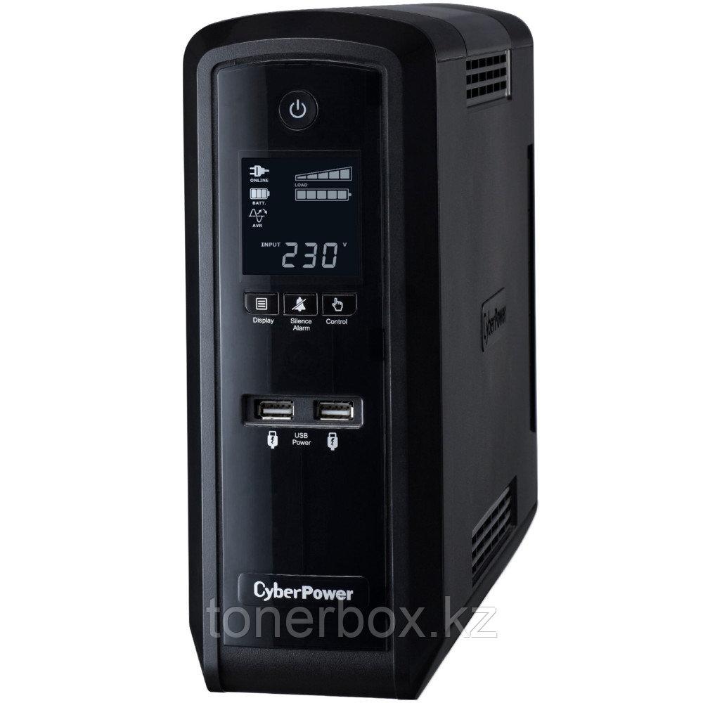 Источник бесперебойного питания CyberPower CP1500EPFCLCD (Линейно-интерактивные, Напольный, 1500 ВА, 900 Вт)