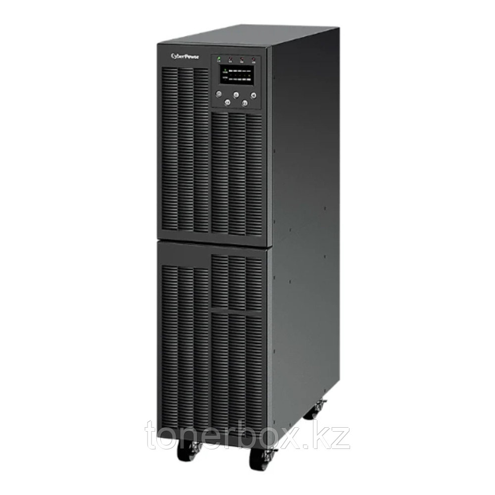 Источник бесперебойного питания CyberPower SMART OLS6000EC (Двойное преобразование (On-Line), Напольный, 6000 ВА, 4800 Вт)
