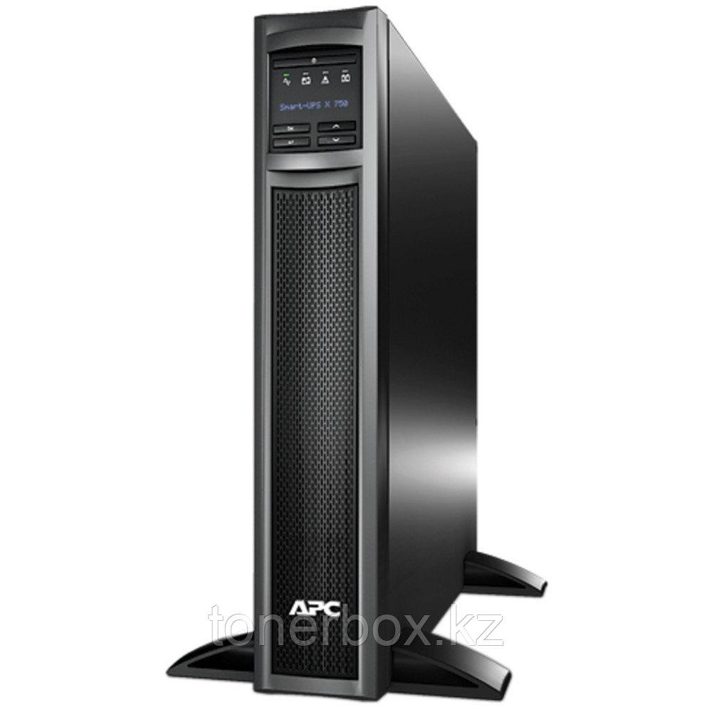 Источник бесперебойного питания APC Smart-UPS X 750 SMX750I (Линейно-интерактивные, C возможностью установки в