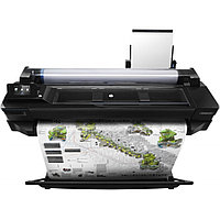 """Плоттер HP DesignJet T530 5ZY62A (Цветной, Струйная, A0+ (36 дюймов) (914), 36"""")"""