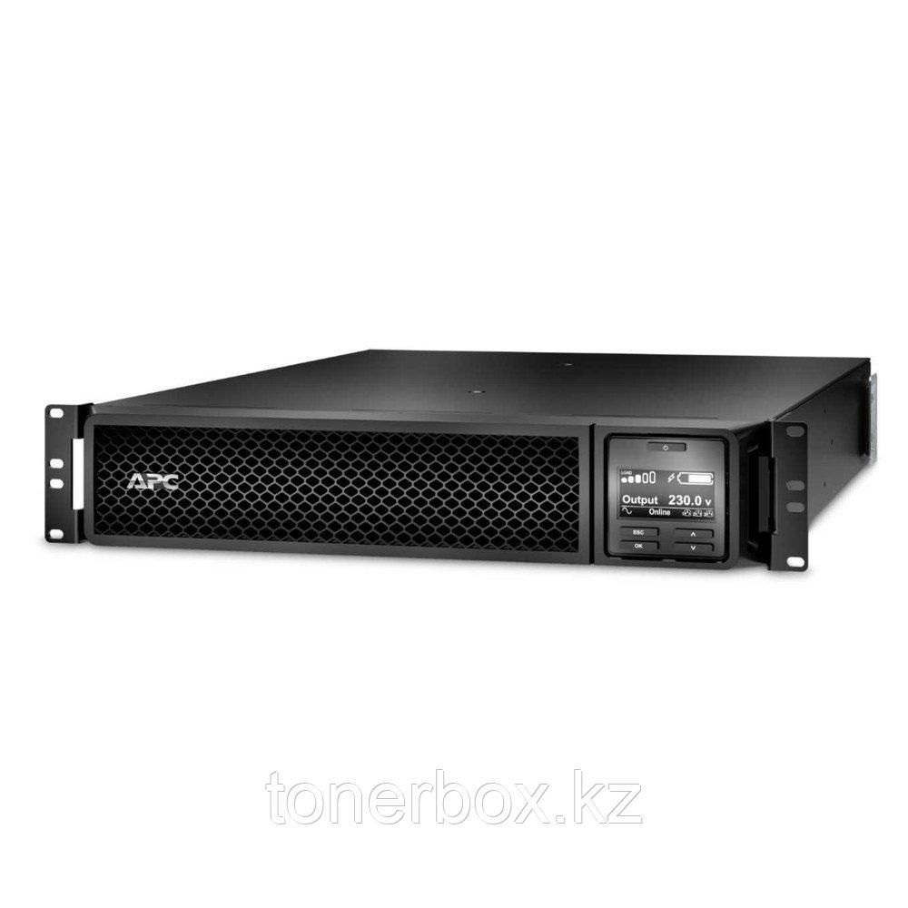 Источник бесперебойного питания APC Smart-UPS SRT1500XLI (Двойное преобразование (On-Line), C возможностью