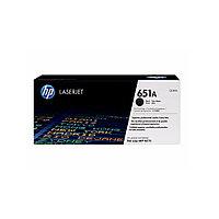 Лазерный картридж HP 651A Черный CE340A