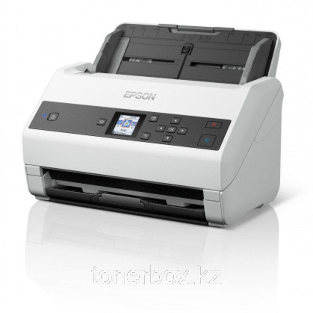 Скоростной сканер Epson WorkForce DS-870 B11B250401 (A4, CIS)