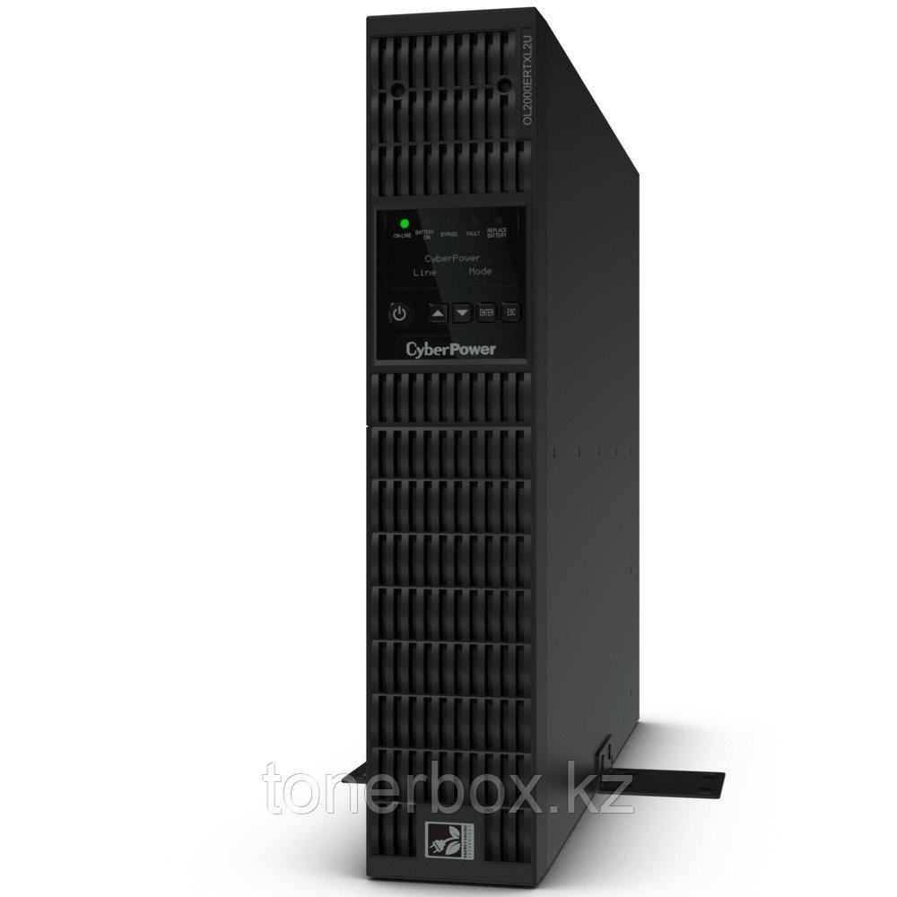 Источник бесперебойного питания CyberPower OL2000ERTXL2U (Двойное преобразование (On-Line), C возможностью