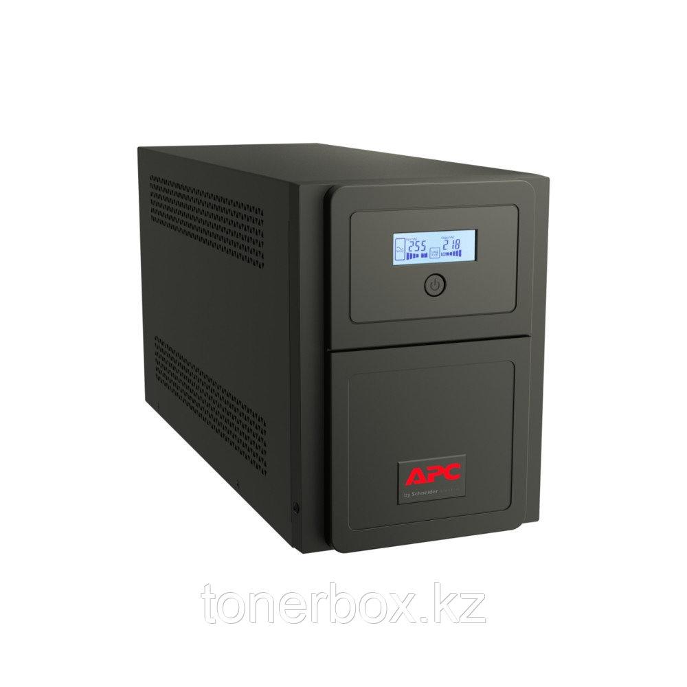 Источник бесперебойного питания APC Easy UPS SMV 750VA 230V SMV750CAI (Линейно-интерактивные, Напольный, 750