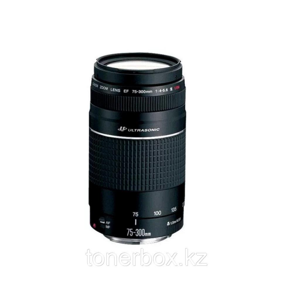 Аксессуар для фото и видео Canon EF III USM 75-300мм f/4-5.6 6472A012