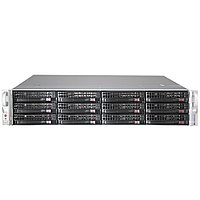 Серверный корпус Supermicro SuperChassis 826BE1C4-R1K23LPB CSE-826BE1C4-R1K23LPB