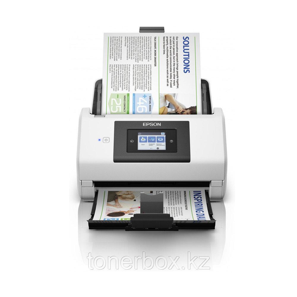 Скоростной сканер Epson WorkForce DS-780N B11B227401 (A4, CIS)