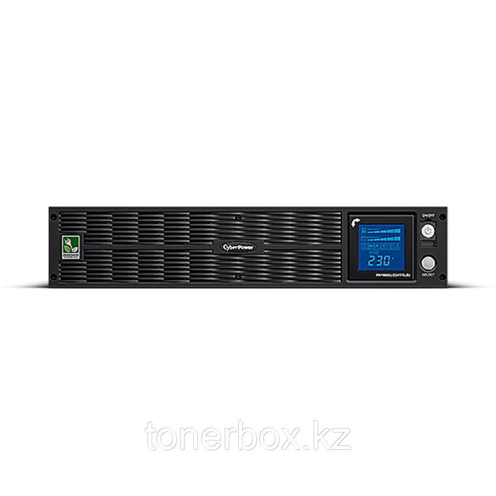 Источник бесперебойного питания CyberPower PR1000ELCDRTXL2U (Линейно-интерактивные, C возможностью установки в