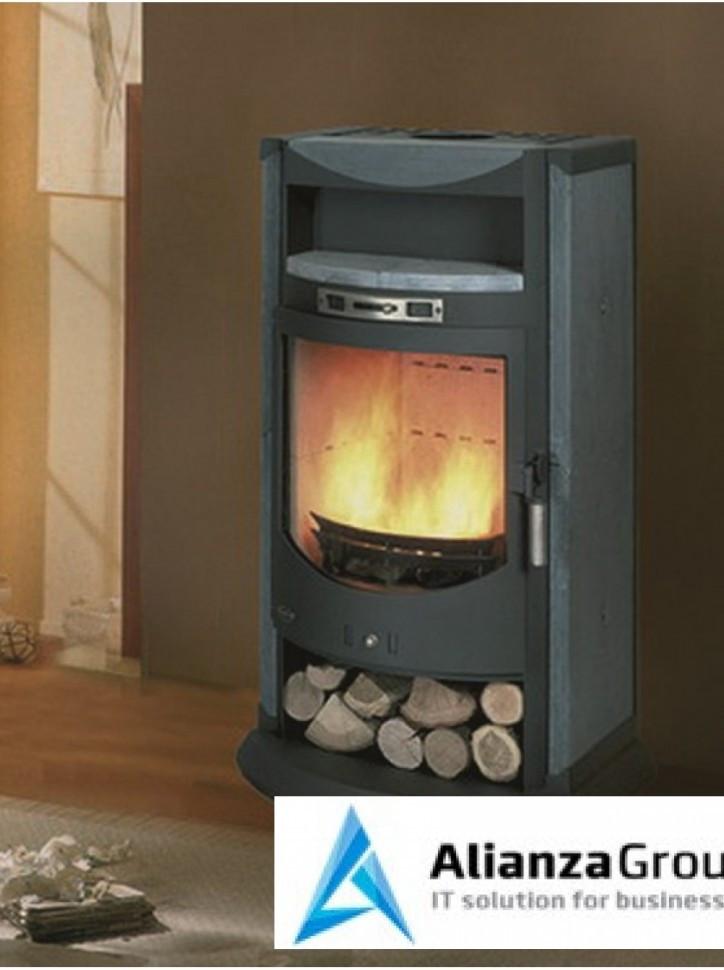 Печь-камин Fireplace Dominica Sp