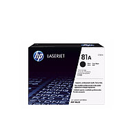 Лазерный картридж HP 81A Черный CF281A
