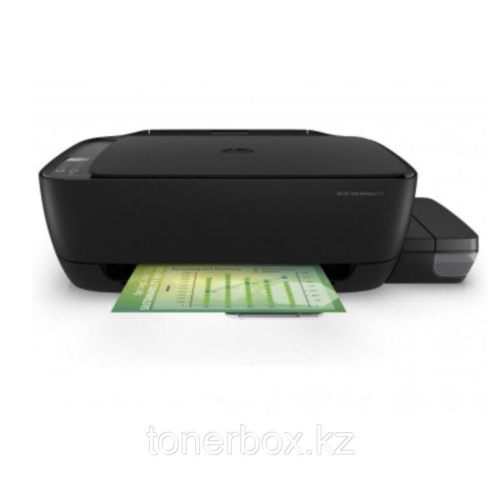 МФУ HP InkTank WL 419 AiO Printer Z6Z97A (А4, Струйный с СНПЧ, Цветной)