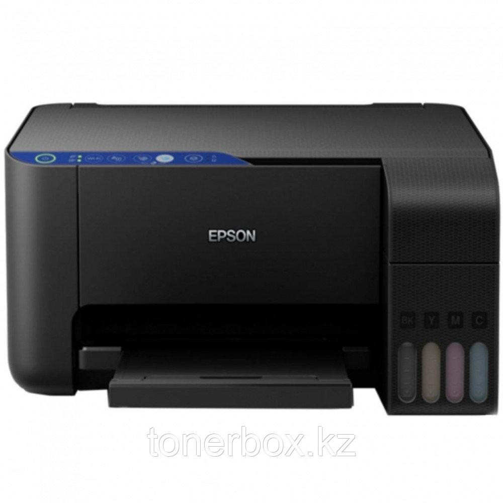 МФУ Epson L3151 CIS C11CG86411 (А4, Струйный с СНПЧ, Цветной)