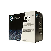 Лазерный картридж HP 64X Черный CC364X