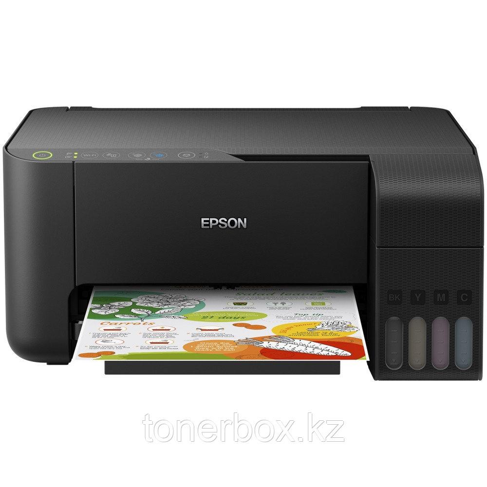МФУ Epson L3150 C11CG86409 (А4, Струйный с СНПЧ, Цветной)