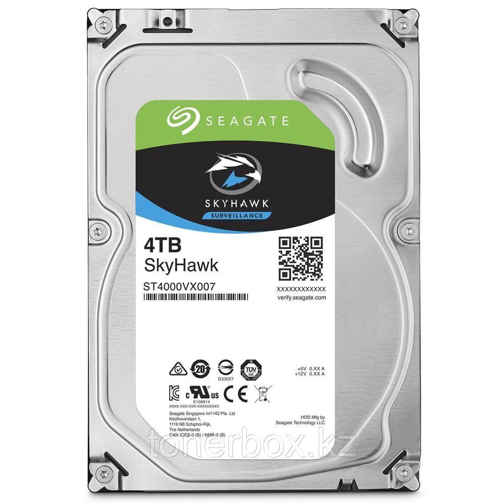 Внутренний жесткий диск Seagate SkyHawk ST4000VX007 (4 Тб, 3.5 дюйма, SATA, HDD (классические))