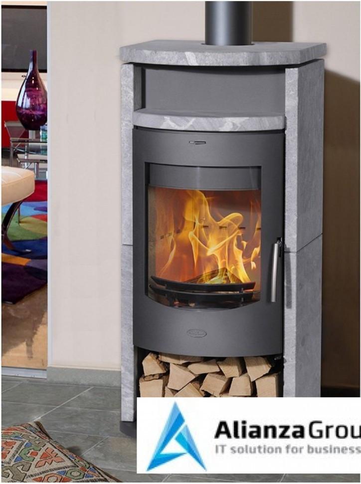 Печь-камин Fireplace Barcelona Sp