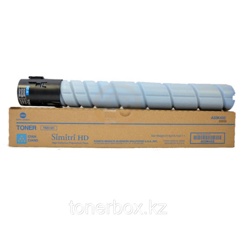 Тонер Konica Minolta TN-512C A33K452