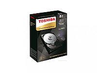Внутренний жесткий диск Toshiba N300 HDWN160UZSVA (6 Тб, 3.5 дюйма, SATA, HDD (классические))