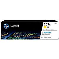 Лазерный картридж HP 203A Желтый CF542A