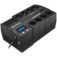 Источник бесперебойного питания CyberPower BR700ELCD (Линейно-интерактивные, Напольный, 700 ВА, 420 Вт)
