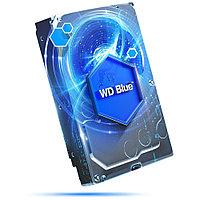 "Внутренний жесткий диск Western Digital Blue 4TB SATA 3.5"" 5400RPM 64Mb WD40EZRZ (4 Тб, 3.5 дюйма, SATA, HDD (классические))"